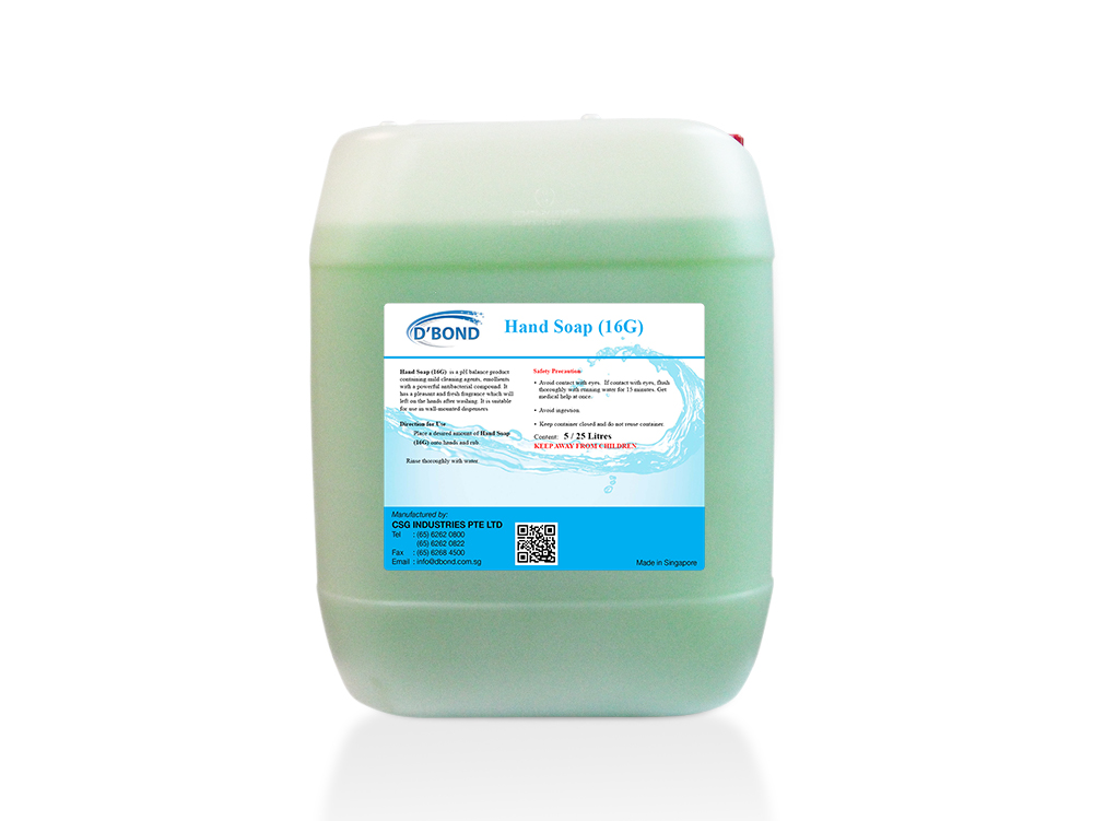Hand Soap (16G) 25L