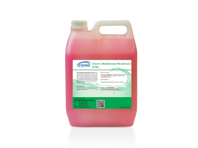 Cherry Disinfectant Deodorizer (F38)
